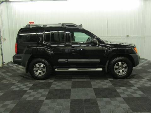 2012 Nissan Xterra for sale at Michigan Credit Kings in South Haven MI