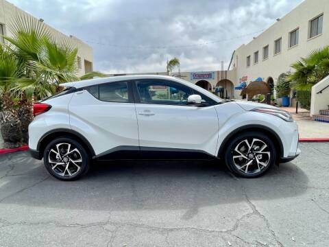 2021 Toyota C-HR for sale at Auto Executives in Tucson AZ