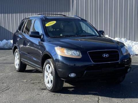 2009 Hyundai Santa Fe for sale at Bankruptcy Auto Loans Now - powered by Semaj in Brighton MI