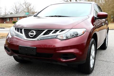 2012 Nissan Murano for sale at Prime Auto Sales LLC in Virginia Beach VA