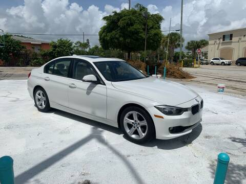 2014 BMW 3 Series for sale at Ultimate Dream Cars in Wellington FL