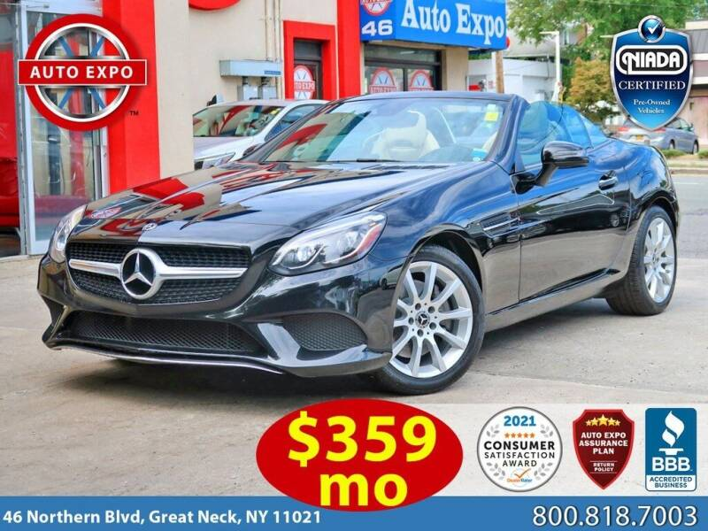 2017 Mercedes-Benz SLC for sale in Great Neck, NY