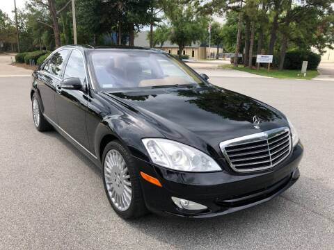 2007 Mercedes-Benz S-Class for sale at Global Auto Exchange in Longwood FL