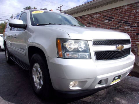 2011 Chevrolet Suburban for sale at Certified Motorcars LLC in Franklin NH