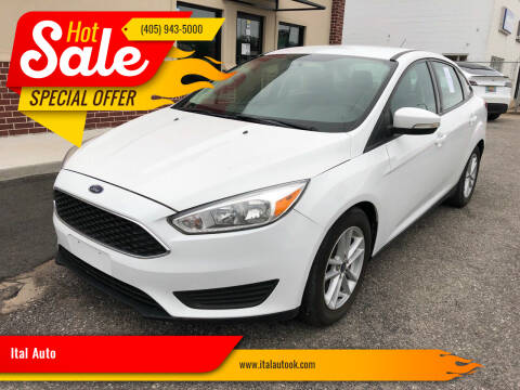 2017 Ford Focus for sale at Ital Auto in Oklahoma City OK