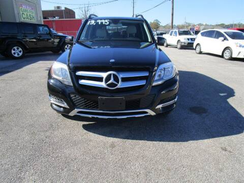 2014 Mercedes-Benz GLK for sale at DERIK HARE in Milton FL