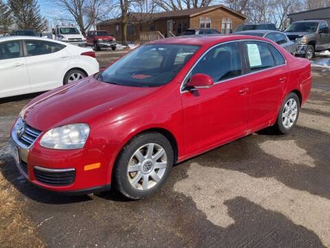 2006 Volkswagen Jetta for sale at COUNTRYSIDE AUTO INC in Austin MN