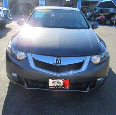 2009 Acura TSX for sale at DL Auto Lux Inc. in Westminster CA