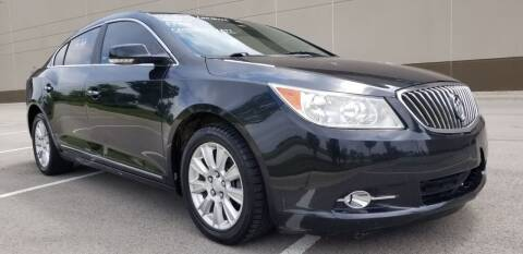 2013 Buick LaCrosse for sale at Derby City Automotive in Louisville KY