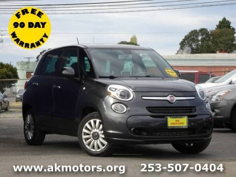 2014 FIAT 500L for sale at AK Motors in Tacoma WA