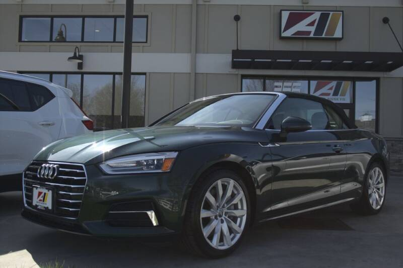 2018 Audi A5 for sale at Auto Assets in Powell OH
