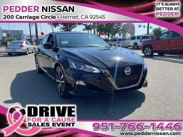 2021 Nissan Altima for sale in Hemet, CA