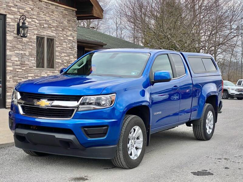 2018 Chevrolet Colorado for sale at Griffith Auto Sales in Home PA