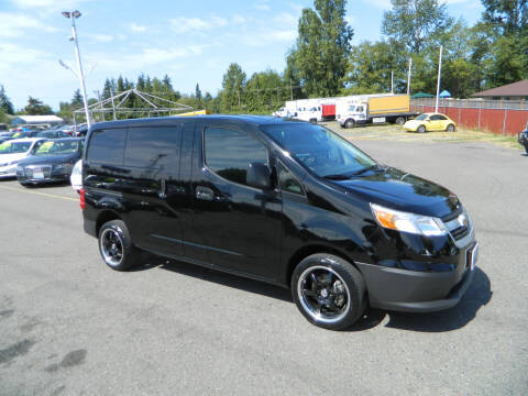2017 Chevrolet City Express Cargo for sale at J & R Motorsports in Lynnwood WA