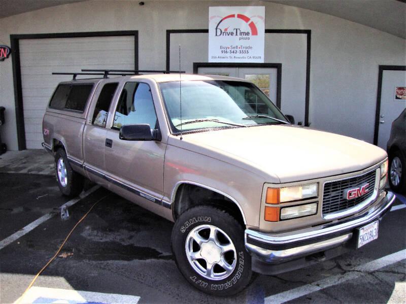 1997 GMC Sierra 1500 for sale at DriveTime Plaza in Roseville CA