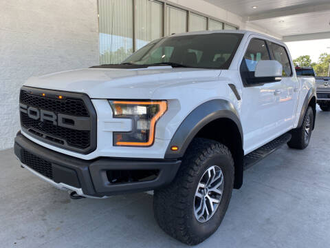 2017 Ford F-150 for sale at Powerhouse Automotive in Tampa FL