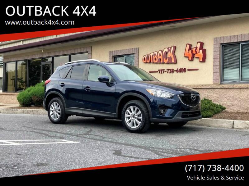 2015 Mazda CX-5 for sale at OUTBACK 4X4 in Ephrata PA