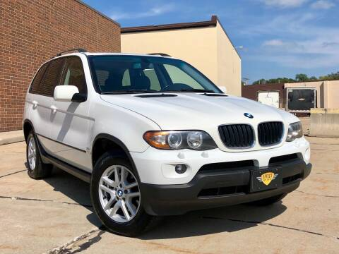 2006 BMW X5 for sale at Effect Auto Center in Omaha NE