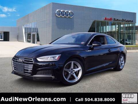 2018 Audi A5 for sale at Metairie Preowned Superstore in Metairie LA