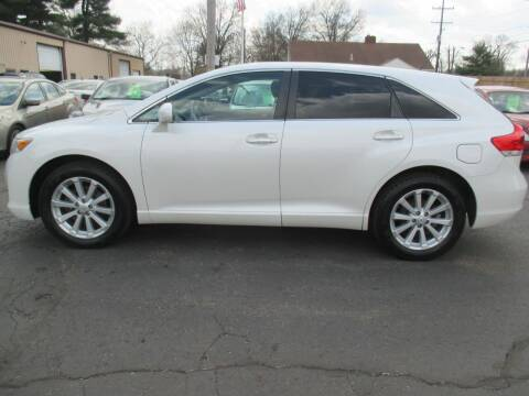 2009 Toyota Venza for sale at Home Street Auto Sales in Mishawaka IN