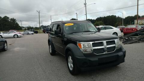 2007 Dodge Nitro for sale at Kelly & Kelly Supermarket of Cars in Fayetteville NC