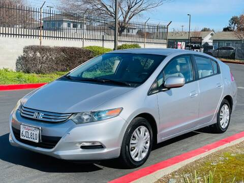 2010 Honda Insight for sale at United Star Motors in Sacramento CA