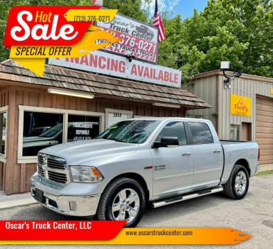 2016 RAM Ram Pickup 1500 for sale at Oscar's Truck Center, LLC in Houston TX