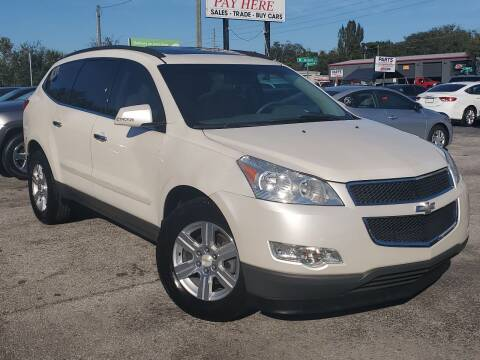 2012 Chevrolet Traverse for sale at Mars auto trade llc in Kissimmee FL