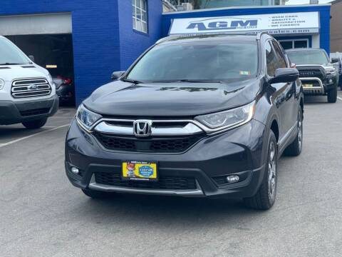 2018 Honda CR-V for sale at AGM AUTO SALES in Malden MA