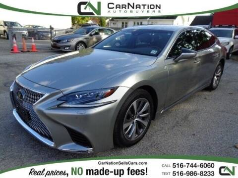2018 Lexus LS 500 for sale at CarNation AUTOBUYERS Inc. in Rockville Centre NY