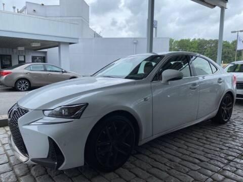 2019 Lexus IS 300 for sale at Southern Auto Solutions-Jim Ellis Volkswagen Atlan in Marietta GA