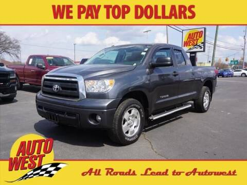 2013 Toyota Tundra for sale at Autowest Allegan in Allegan MI