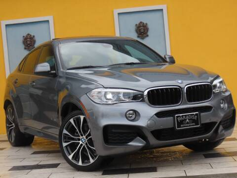 2018 BMW X6 for sale at Paradise Motor Sports LLC in Lexington KY