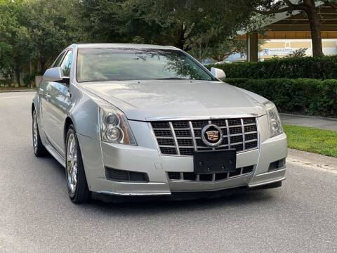 2012 Cadillac CTS for sale at Presidents Cars LLC in Orlando FL