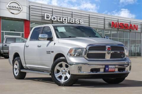 2018 RAM Ram Pickup 1500 for sale at Douglass Automotive Group - Douglas Nissan in Waco TX