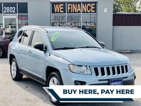 2013 Jeep Compass for sale at Stanley Automotive Finance Enterprise - STANLEY DIRECT AUTO in Mesquite TX