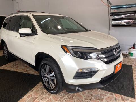 2016 Honda Pilot for sale at TOP SHELF AUTOMOTIVE in Newark NJ