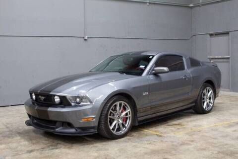 2011 Ford Mustang for sale at EA Motorgroup in Austin TX