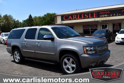 2008 Chevrolet Suburban for sale at Carlisle Motors in Lubbock TX