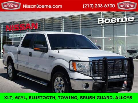 2012 Ford F-150 for sale at Nissan of Boerne in Boerne TX
