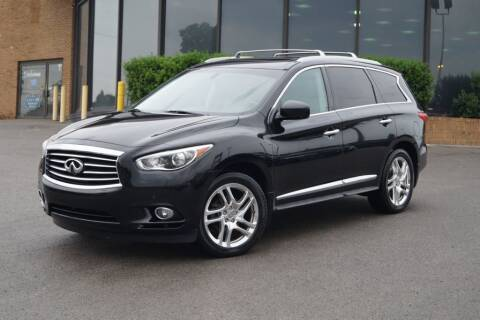 2013 Infiniti JX35 for sale at Next Ride Motors in Nashville TN