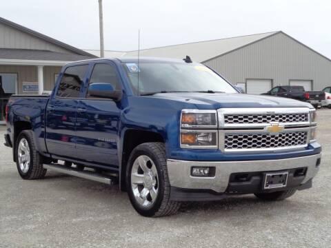 2015 Chevrolet Silverado 1500 for sale at Burkholder Truck Sales LLC (Edina) in Edina MO
