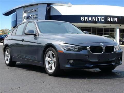 2015 BMW 3 Series for sale at GRANITE RUN PRE OWNED CAR AND TRUCK OUTLET in Media PA