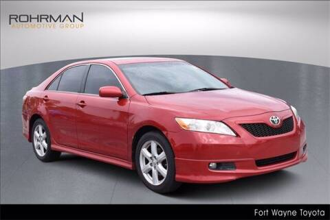 2009 Toyota Camry for sale at BOB ROHRMAN FORT WAYNE TOYOTA in Fort Wayne IN