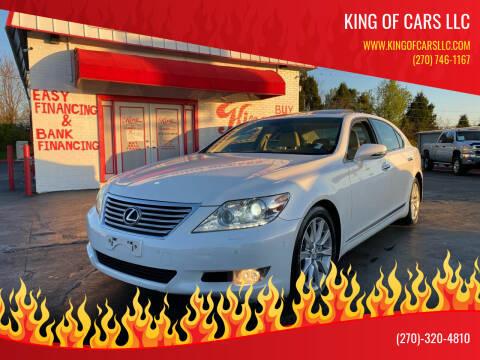 2011 Lexus LS 460 for sale at King of Cars LLC in Bowling Green KY