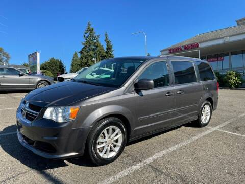 2016 Dodge Grand Caravan for sale at KARMA AUTO SALES in Federal Way WA