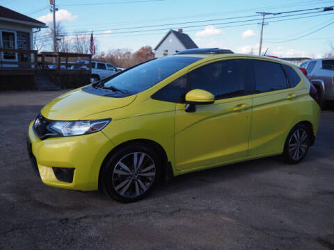 2016 Honda Fit for sale at Lou Ferraras Auto Network in Youngstown OH