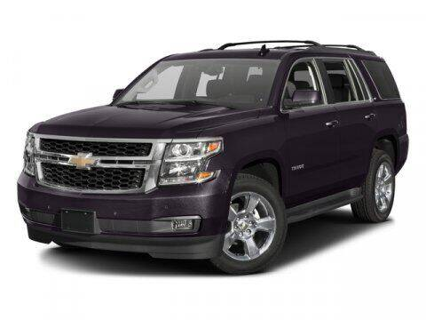 2016 Chevrolet Tahoe for sale at Suburban Chevrolet in Claremore OK