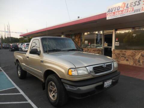 2000 Mazda B-Series Pickup for sale at Auto 4 Less in Fremont CA