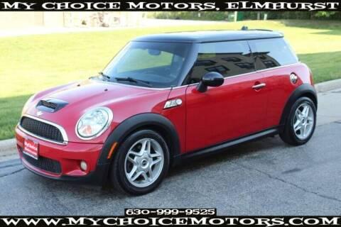 2009 MINI Cooper for sale at My Choice Motors Elmhurst in Elmhurst IL